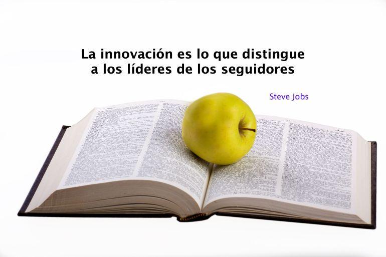 La innovación es lo que distingue a los líderes de los seguidores