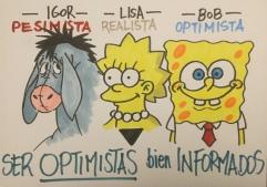 Un realista es un optimista bien informado