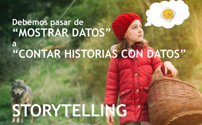 StoryTelling: Contar historias con datos