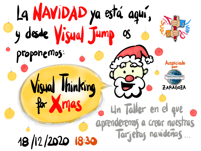 Taller Visual Thinking for Xmas